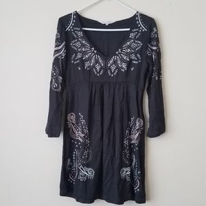 Odd Molly Embroidered Bohemian Dress